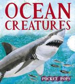 Ocean Creatures : A Pocket Pop-up - Sarah Young