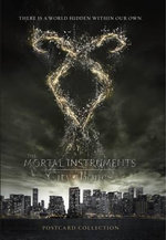 City of Bones - Movie postcards : Movie Postcards (Movie Tie-in) - Cassandra Clare