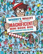 Where's Wally? The Magnificent Mini Book Box : 5 Books & Magnifying Glass - Martin Handford
