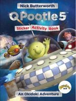 Q Pootle 5 : An Okidoki Adventure Sticker Activity Book - Nick Butterworth
