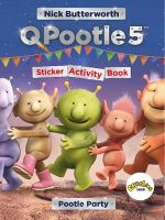 Q Pootle 5 : Pootle Party Sticker Activity Book - Nick Butterworth