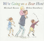 We're Going on a Bear Hunt Slipcased Gift Edition - Michael Rosen