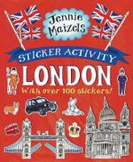Sticker Activity London : With over 100 stickers! - Jennie Maizels