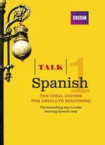 Talk Spanish Book - Almudena Sanchez