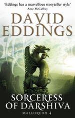 Sorceress Of Darshiva : (Malloreon 4) - David Eddings