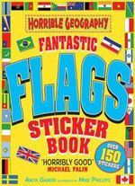 Fantastic Flags Sticker Book - Anita Ganeri