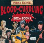 Horrible Histories : Blood-Curdling Box of Books : 20 x Paperback Books In One Box Set - Terry Deary