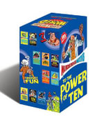 Murderous Maths to the Power of Ten Boxed Set :  Secret Life of Codes - Kjartan Poskitt