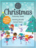 Christmas Activity Book : Includes Full-Colour Stickers - Catriona Clarke