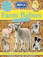 Farm Babies Sticker Book - RSPCA