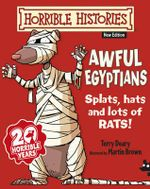Awful Egyptians : Horrible Histories Stories - Junior Edition - Terry Deary