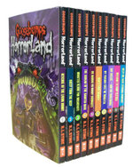 Goosebumps HorrorLand Series  : 10 Books Set Collection Pack - R.L.Stine
