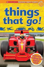 Things That Go! : Discover More Readers   - James Buckley
