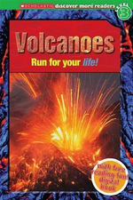 Volcanoes : Discover More Readers   - Laaren Brown