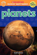 Planets : Scholastic Discover More Readers Level 1 - James Buckley