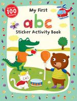 My First ABC Sticker Activity Book - Jannie Ho