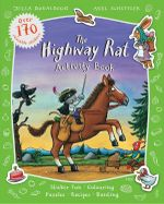 The Highway Rat Activity Book - Julia Donaldson