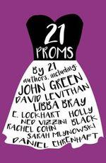 21 Proms - David Levithan
