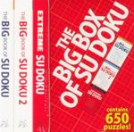 The Big Box Of Sudoku  : 650 Puzzles