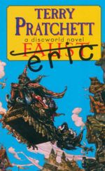 Discworld 009 : Eric : A Discworld Novel - Terry Pratchett