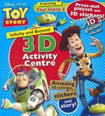 Toy Story 3D Activity Centre : Press-out Playset & 3D Stickers!