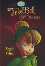 Tinkerbell and the Lost Treasure : Book Of The Film