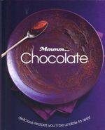 Mmmm ... Chocolate