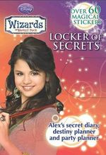 Locker Of Secrets : Wizards of Waverley - Over 30 Magical Stickers, 2 Spellbinding Stories, Destiny Planner And Party Planner