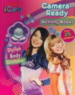 iCarly Camera-Ready Activity Book