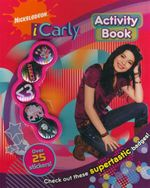 iCarly Activity Book