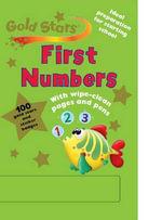 Gold Stars Wipe Clean Workbook : Numbers
