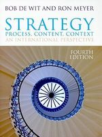 Strategy : Process, Content, Context - Ron Meyer