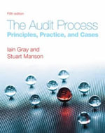 The Audit Process : Principles, Practice and Cases - Iain Gray