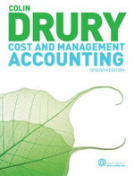 Cost and Management Accounting : An Introduction - Colin Drury