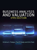 Business Analysis & Valuation : Text and Cases - Erik Peek