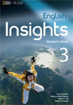 Insights 3 Student Book : Discover, Learn, Engage - Paul Dummett