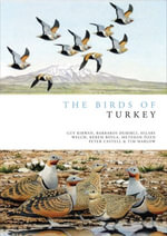 The Birds of Turkey - Guy Kirwan