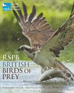 RSPB British Birds of Prey : In Britain and Northern Ireland - Marianne Taylor