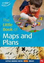 The Little Book of Maps and Plans : Little Books with Big Ideas - Marion Taylor
