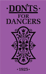 Don'ts for Dancers - Karsinova