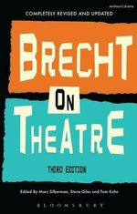 Brecht on Theatre : The Development of an Aesthetic - Bertolt Brecht