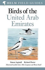 Birds of the United Arab Emirates - Simon Aspinall