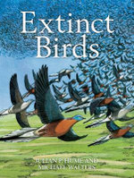 Extinct Birds - Julian P. Hume