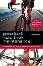 Pocket Road Bike Maintenance - Guy Andrews