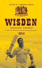 Wisden Cricketers' Almanack 2014 : Wisden Cricketers' Almanack (Paperback)