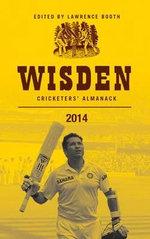 Wisden Cricketers' Almanack 2014 : Wisden Cricketer's Almanack