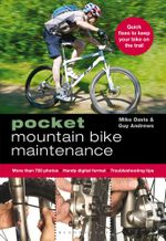 Pocket Mountain Bike Maintenance - Guy Andrews