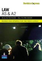 Revision Express AS and A2 Law :  Digital Edition - Chris Turner
