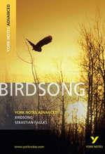 Birdsong York Notes - Julie Ellam