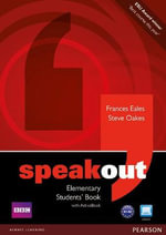 Speakout Elementary Students Book and DVD/Active Book Multi-Rom Pack - Frances Eales